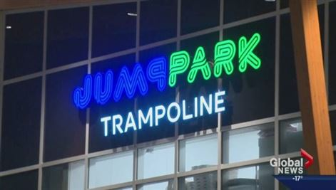 Sherwood Park teen breaks his neck at trampoline park: family